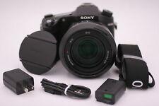Sony Cyber-shot DSC-RX10M3 RX10 III 20.1MP Digital Camera - Black