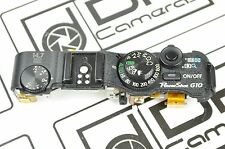 Canon G10 Top Cover Assembly With Shutter board Replacement Repair Part DH6039
