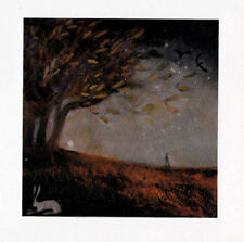 PAGAN WICCAN GREETING CARDS Lonely Sky HARE CELTIC NATURE Goddess CATHERINE HYDE