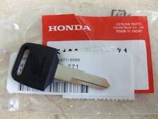 NEW GENUINE OEM HONDA TYPE 2 NO. 2 KEY BLANK XR250L XR 250L XL 250R 350R XR 600L