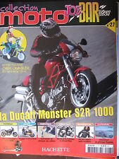 FASCICULE JOE BAR TEAM N°27 DUCATI MONSTER S2R 1000