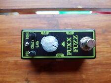 Tone City Fuxx Fuzz / Octave Guitar Distortion Effects Pedal