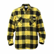 Flannel Long Sleeve Regular Casual Shirts & Tops for Men