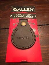 Allen Leather Shoe Top Barrel Rest For Trap & Skeet Range, Shoe Top Protector
