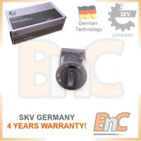 HEADLIGHT SWITCH VW OEM 6Q0941531C20H SKV GERMANY GENUINE HEAVY DUTY