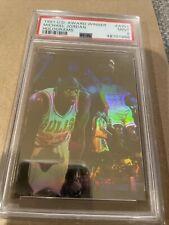 1991 Upper Deck Award Winner Michael Jordan #AW1 PSA 9 MINT HOLOGRAM
