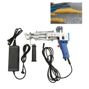 Electric Tufting Gun Loop pile Type Carpet Weaving Machine Rug Making Tools 2020
