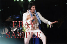 Elvis Presley concert photo # 8913  Philadelphia, PA  May 28, 1977