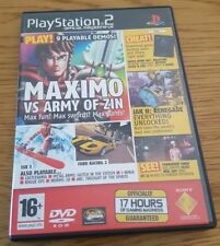 Demo Disc 43 Official UK Playstation 2 Magazine - Sony Playstation 2 (2004)