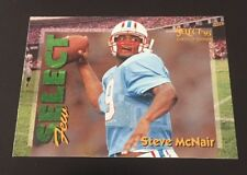 Steve Mcnair 1995 Score Select Few Rookie Insert Card # 17 - 1 Of 1028 Produced