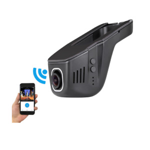 Night Vision Hidden Car HD 1080P WIFI DVR Vehicle Camera Video Recorder Dash Cam