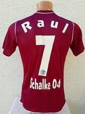 Details zu FC Schalke 04 Trikot Shorts 201112 adidas ultrabeauty Shirt Kurze Hose 164 Kids