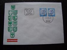 AUTRICHE - enveloppe 1er jour 7/12/1978 (B4) austria (A)