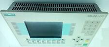 Siemens opérateur panel op27 color 6av3627-1lk00-1ax0