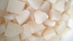 500 g Kokoswürfel getrocknete Kokosnuss Stücke gezuckert Nuss Cocos (1000g/ 15€)