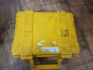 Hard Case Electronic test Gear Plastic Carry Enclosure