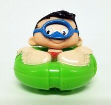 """BOBBY'S WORLD INNER TUBE Vintage 2"""" Fox Kids McDonald's Toy 1994"""