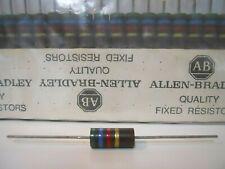 Allen-Bradley 5.6K 5600 Ohms 2 Watt 5% RC42GF562J Carbon Comp Resistor - NOS (1)