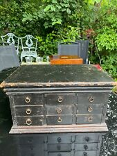 ANTIQUE BESPOKE WATCHMAKER'S DRAWERS