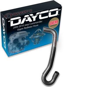 Dayco Upper Radiator Coolant Hose for 2006-2010 Jeep Commander 5.7L V8 Belts es