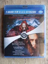 Cappuccetto Rosso Sangue / Intervista col Vampiro - Doppio Blu-ray Disc nuovo