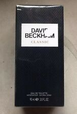 David Beckham Classic (Black) 90ml EDT Spray for men, new in box