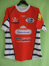 Maillot rugby Saint Malo XV Corsaire Vintage Damoiseau Jersey - S