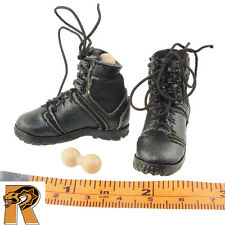 Gemini Vicky - Boots w/ Pegs (Female) - 1/6 Scale - Damtoys Action Figures