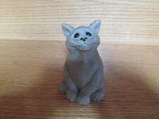 Quarry Critters Chico Cat Figurine 4.25