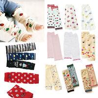 NE Cute Baby Toddler Boy Girl Long Socks Legs Leg Warmer Autumn Winter Socks