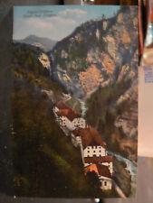 cpa suisse swizerland ragaz pfaffers hotel bad pfaffers