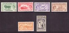 FALKLAND ISLANDS 1955 set fresh and mnh