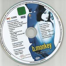 B. Monkey / PcGo-Edition 03/08 / DVD-ohne Cover