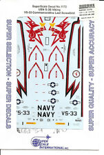 Superscale Decal 48-1172 USN S-3B Viking