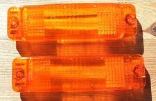 VW MAGGIOLINO MAGGIOLONE 1303 BEETLE FRECCE INDICATORS BLINKER CLIGNOTANTS HELLA