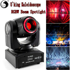 60W Rgbw Led Moving Head Spot Beam Lights Dmx512 Stage Lighting Party Dj Light