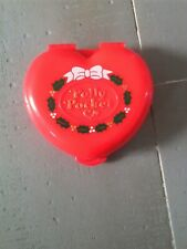 coeur noël rouge polly pocket 1989 bluebird