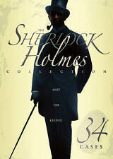 NEW--The Sherlock Holmes Collection V.1(DVD, 34 CASES)