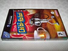 Official Chibi-Robo! Gamecube PAL Game *NEW* +Warranty!