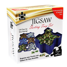 Jigsaw Sorting Tray Set - Puzzle Master