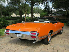1970 Oldsmobile Cutlass Convertible Gorgeous Restoration 350 4-Speed A/C