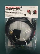 Honda Generator Parallel Cables EU2000 Companion RV Adapter 08E92-HPK2031