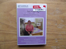 Sew It Up - How To Series - Patchwork Duvet & Pillow Shams (DVD, 2004) New