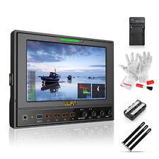 "Lilliput 662/S 7"" 1280*800 field monitor SDI HDMI +2*battery Plate +Battery"