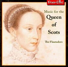 NEW Music for the Queen of Scots (Audio CD)
