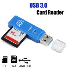 PRO 5Gbps Super Speed USB3.0 Micro SD/SDXC TF Kartenleser Card Reader Adapter DE