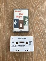 Three Dog Night-The Best Of Cassette tape