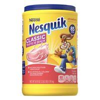 Nestle's Quick Strawberry Flavor Powder Nesquick 41.9oz/2.62lbs/1.19kg KOSHER