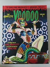 THE COMPLETE VOODOO HARDCOVER Volume 1 2015 1ST ED. HORROR COMIC ARCHIVES UNREAD