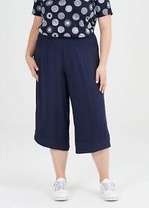 ts Taking Shape Crop Navy Pants Size 24 Cupa Crop style  NWT